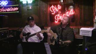 Fall at Your Feet (acoustic Crowded House cover) - Mike Masse and Jeff Hall