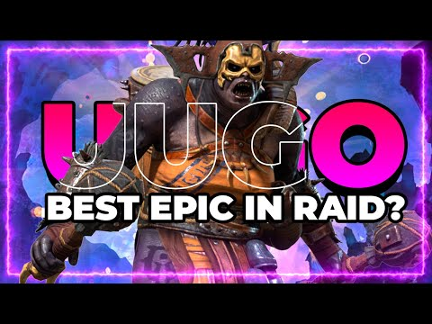 Uugo is INSANE! | BEST Epic Champ?! | RAID Shadow Legends