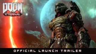 DOOM Eternal Launch Trailer released