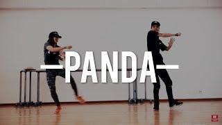 """PANDA"" Desiigner Dance FREESTEP | Choreography @eutakeshi ft Millena Nogueira @miihnogueira_"