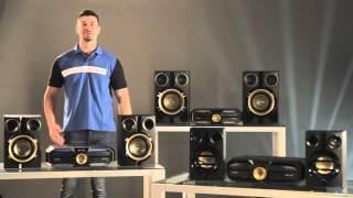 Linha FX (FX20X/78, FX30X/78 e FX50X/78) - Treinamentos Philips Audio & Video - Brasil