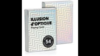 Illusion d'Optique - jeu de cartes