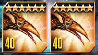 PTERODACTYLUS  MAX LEVEL 40  - NEW VIP DINO - Jurassic World The Game