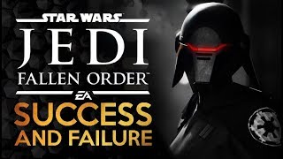 Justice for Star Wars - Jedi Fallen Order - The Review