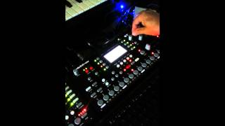 Yanni Ehm Live Freestyling Techno