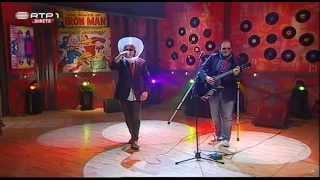 Cebola Mol ' Maradona El Rey del Rock' - Nuno Markl - 5 Para a Meia-Noite
