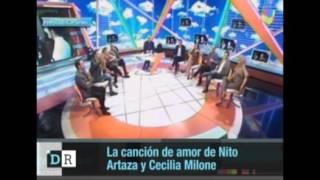 La canción de amor de Artaza y Milone