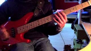 Jamiroquai - Alright (Bass Cover)