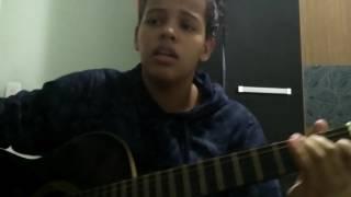 Jesus sorriu para mim - Gabriell Júnior (cover - Ellywane Lima)