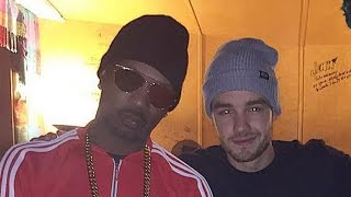 Liam Payne SOLO Song Snippet Released From Juicy J Studio Session