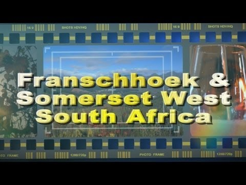 Visit Franschhoek in the Cape Winelands South Africa – Africa Travel Channel