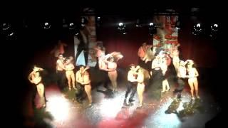 salsa intermedios LA RUMBA Christian Vila- Erika Yende