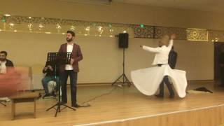 Muzaffer Gürler - Merhaba (Arapça İlahi)
