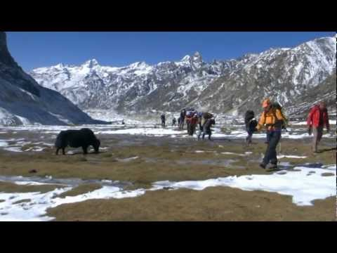 Kanchenjunga 2011, HT wandelreizen