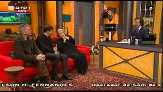 """Celeste Rodrigues """"Qual é o sentido da vida"""" - José Pedro Vasconcelos - 5 Para a Meia Noite"""