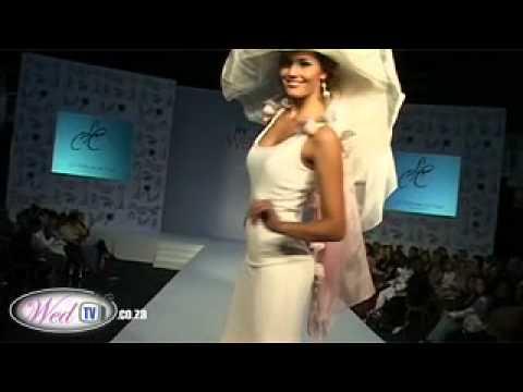 La Collezione Dei Conti – Wedding Expo April 2011 fashion shows Wedtv South Africa
