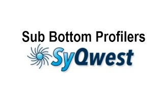 Sub Bottom Profilers from SyQwest Inc