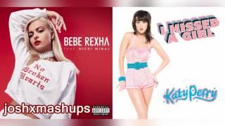 I Kissed A Broken Heart   Bebe Rexha x Katy Perry feat. Nicki Minaj (Mashup)