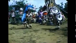 Native indian War and spirit dance Ly o lay ale loya Orginal