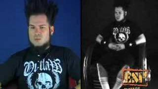 ESP Guitars: Wayne Static (Static-X) Interview
