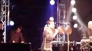 Jacques Higelin et David Courtin - Megamix Live !