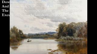 The Combe [EDWARD THOMAS poem set to music]