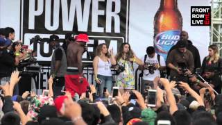 "Hopsin debuts NEW SONG ""I Just Can't"" at POWERHOUSE 2015"