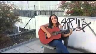 """COVER - Adriana Lua """"Você é meu mundo"""" - (Catarina & Márcia)"""