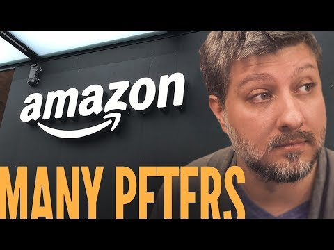 "Amazon and ""Voting with Your Dollar"" 