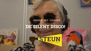 SILENT DISCO - Toos (83) danst en geniet - STEUN en toeverlaat