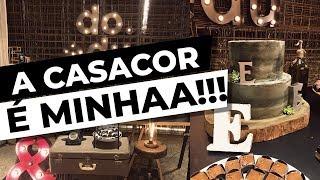 Decoração de Festa de Aniversário   CASACOR Minas   6 anos de blog