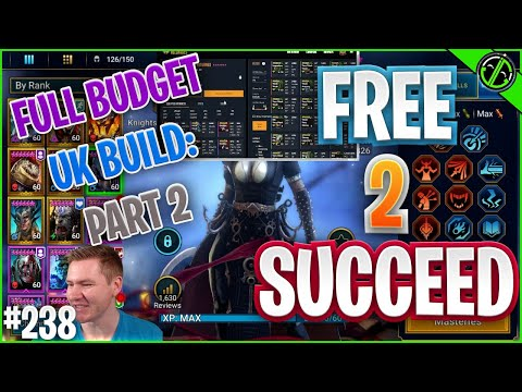 FULL PROCESS of Building A Budget Unkillable Team - Part 2 | Free 2 Succeed - EPISODE 238
