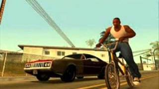 Toto - Hold The Line (HQ) - GTA San Andreas K-DST