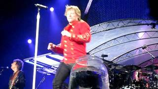 Bon Jovi - In these arms- Barcelona 2011