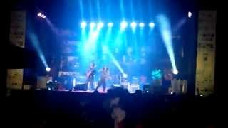 Rongbin's performance @Metanoia 2013, TU