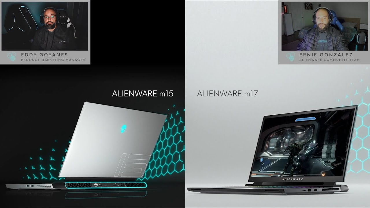 Alienware - New Alienware m15 & m17 R4 | Product Walkthrough