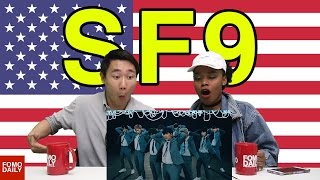 "SF9 ""Easy Love"" • Fomo Daily Reacts"