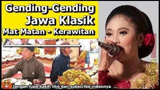 Gending Gending Jawa Klasik Mat Matan   Kerawitan width=