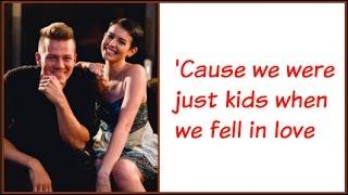"""Perfect"" - Lisa Cimorelli & Tyler Ward (Cover - Lyrics)"