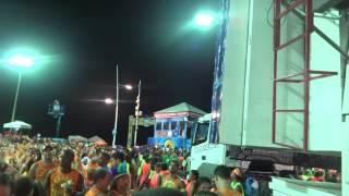 Chiclete - Menina me Dá seu Amor - Carnaval 2015 - Bloco Nana Banana - 6ª Feira