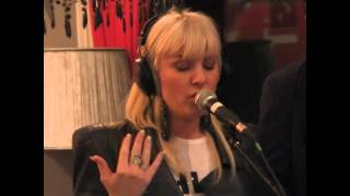 Rachel Live @ SlamFM - Bruno Mars-Grenade