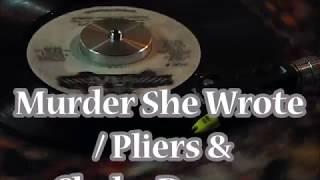 Murder She Wrote / Pliers & Chaka Demus 【 Reggae Music レコード 】