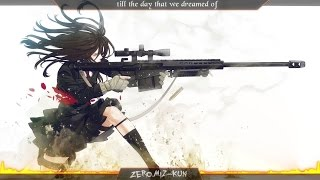 Nightcore - Never Back Down