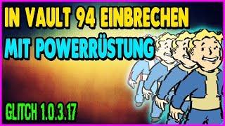 Fallout 76 - In Vault 94 einbrechen mit Glitch