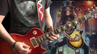 Vasco Rossi feat Slash - Gioca Con Me (full guitar cover)