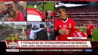 Zapping Canais de Informação - Benfica Tetracampeão (2017)
