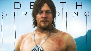 Death Stranding - Part 1   Norman Reedus And His Amazing Fetus