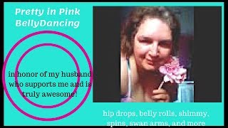 Pretty in Pink Belly Dance