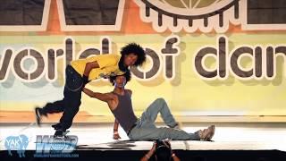 LES TWINS World of Dance San Diego 2010 WOD | YAK FILMS width=