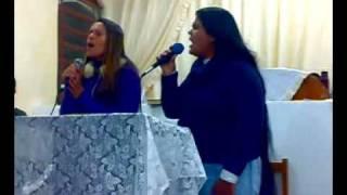 Andorinhas de Cristo,gideao..voz saraesueli